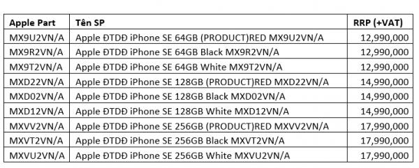gia iPhone SE 2020 FPT Shop 600x241 - iPhone SE 2020 giá bao nhiêu tại Việt Nam?