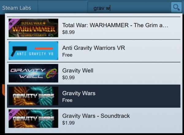 Đang miễn phí 2 game Transpose và Gravity Wars trên Steam