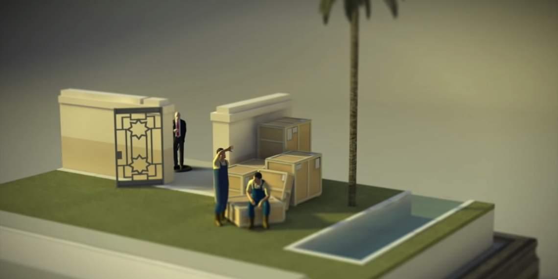 Đang miễn phí game giải đố Hitman GO cực hay cho iOS và Android