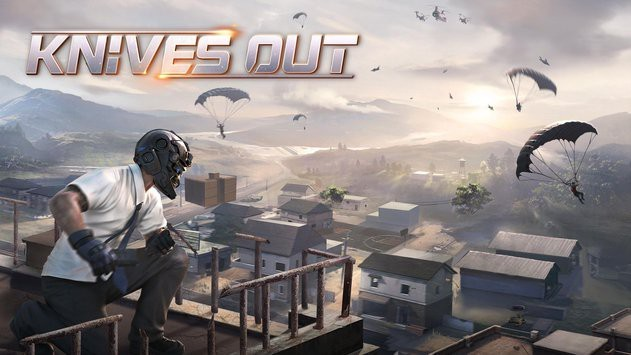 Knives Out - Game giống PUBG