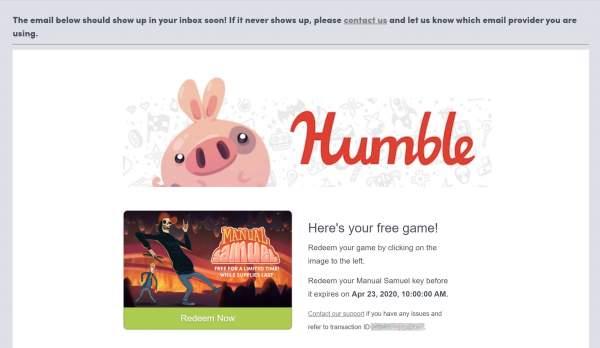 manual samuel free humble bundle 3 600x348 - Đang miễn phí game phiêu lưu Manual Samuel hài hước không tưởng