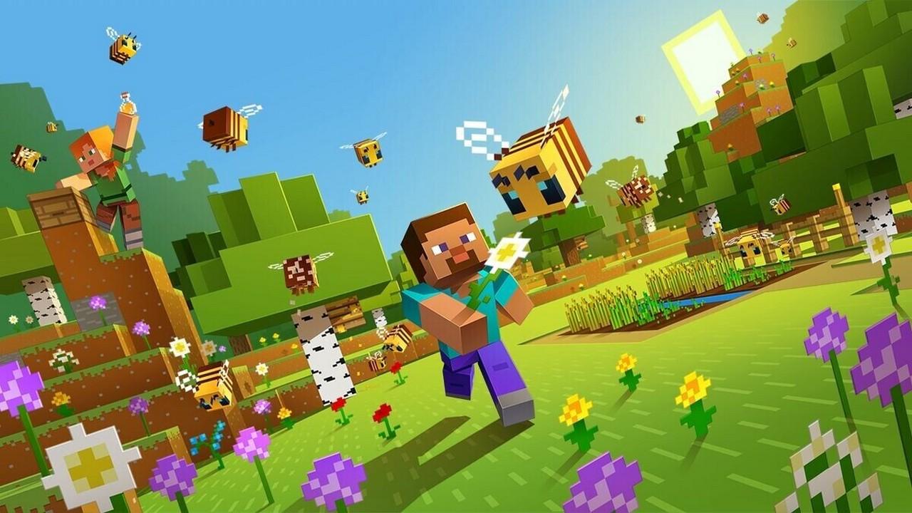 Minecraft đang miễn phí nhiều DLC, mời bạn tải ngay kẻo lỡ