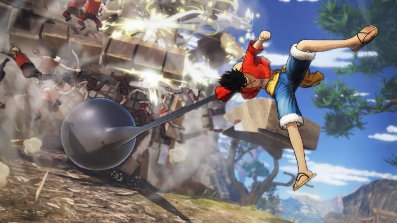 Đánh giá game One Piece: Pirate Warriors 4