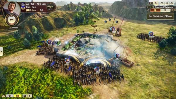 romance of the three kingdoms 14 ps4 screenshot 3 600x338 - Đánh giá game Romance of the Three Kingdoms XIV