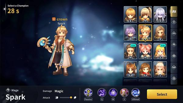 royal crown 2 - Royal Crown: khi game sinh tồn kết hợp với MOBA