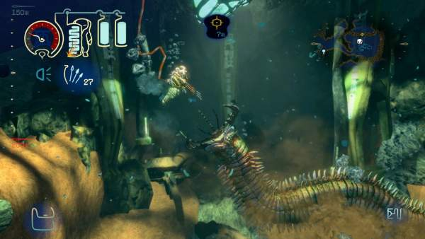shinsekai into the depths switch screenshot 1 600x338 - Đánh giá game Shinsekai Into the Depths
