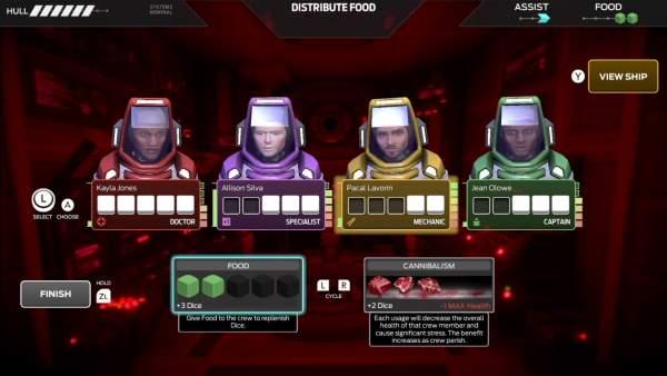 Đánh giá game Tharsis
