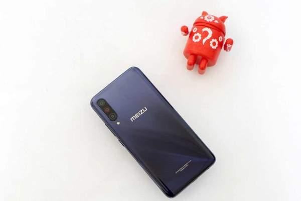 tren tay meizu 16t 07 600x400 - Chọn smartphone cấu hình đầu bảng giá rẻ