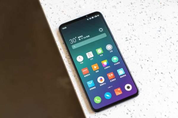 tren tay meizu 16t 08 600x400 - Chọn smartphone cấu hình đầu bảng giá rẻ