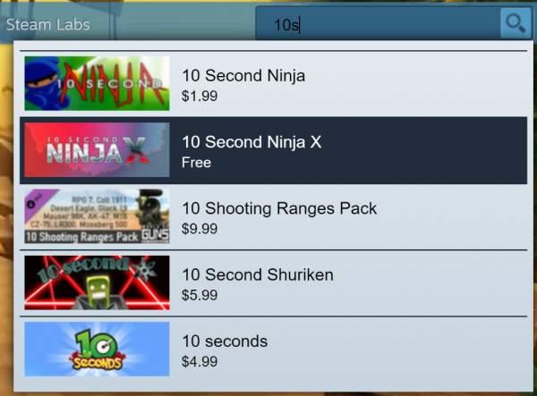 """10 second ninja x free steam 600x443 - Đang miễn phí game đi cảnh 10 Second Ninja X""""siêu thử thách"""""""