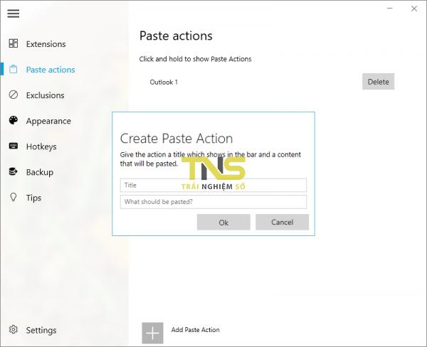 2020 05 01 17 14 15 600x488 - Thanh tiện ích giúp bạn thực hiện hơn 100 tính năng trên Windows 10