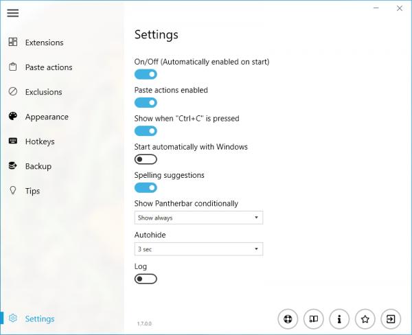 Thanh tiện ích giúp bạn thực hiện hơn 100 tính năng trên Windows 10 9