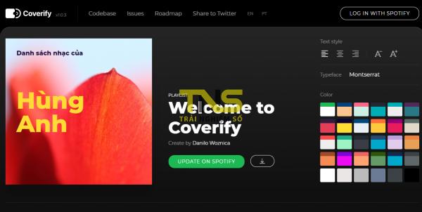 2020 05 03 15 17 35 600x302 - Coverify: Thiết kế ảnh bìa danh sách nhạc Spotify cực chuẩn