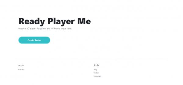 Cách tạo avatar 3D bên ngoài Mozilla Hubs 1
