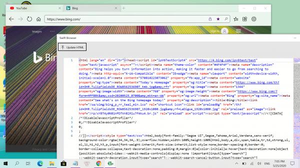 Swift Browser: Trình duyệt UWP siêu xịn hỗ trợ extension cho Windows 10 15