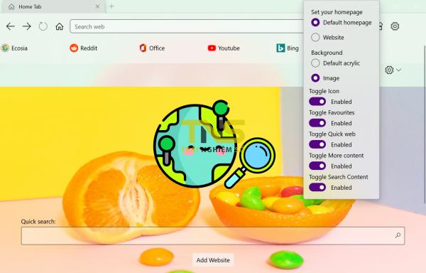 Swift Browser: Trình duyệt UWP siêu xịn hỗ trợ extension cho Windows 10 3