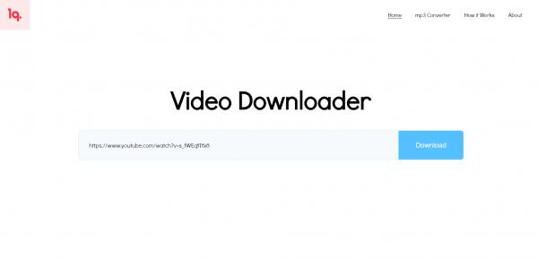 1qvid: Tải, chuyển đổi video YouTube, Facebook, TikTok,... 1