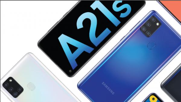Galaxy A21s 600x339 - Samsung Galaxy A21s ra mắt tại Việt Nam, giá từ 4.69 triệu đồng