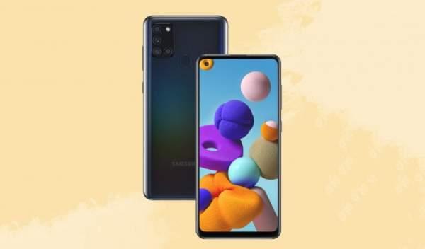 Galaxy a21s 600x352 - Samsung Galaxy A21s ra mắt tại Việt Nam, giá từ 4.69 triệu đồng