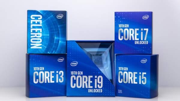 Intel 10th Gen Family 1 600x338 - Intel ra mắt bộ xử lý chơi game nhanh nhất thế giới