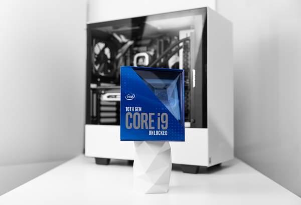 Intel i9 10900K 2 600x409 - Intel ra mắt bộ xử lý chơi game nhanh nhất thế giới