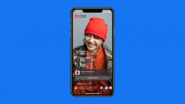 LiveShopping FB Colored 600x338 - Facebook Shops là gì?