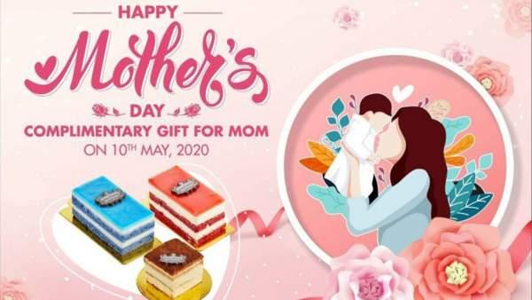 Mothersday 600x338 - Mother's Day 2020, King Coffee tặng bánh ngọt khi khách mua nước uống