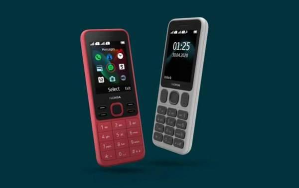 Nokia 150 600x378 - Nokia 125 và Nokia 150 ra mắt, giá từ 500 ngàn đồng
