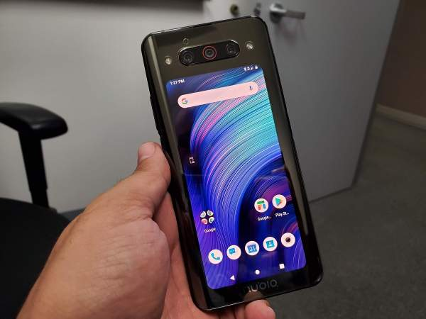Chọn smartphone hai màn hình: LG V50 ThinQ hay ZTE Nubia Z20? 2