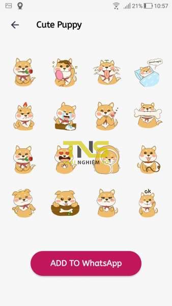 Emoji store: Sử dụng thoải mái hàng ngàn sticker, emoji trên Android 3