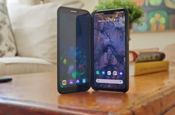 Chọn smartphone hai màn hình: LG V50 ThinQ hay ZTE Nubia Z20? 1