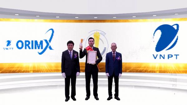 VNPT VNPT ORIM X 600x338 - VNPT đạt 7 giải thưởng Sao Khuê 2020 trên nhiều lĩnh vực