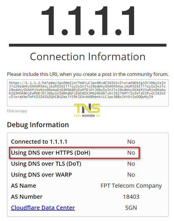 dns over https 4 - Cách bật DNS over HTTPS cho tất cả ứng dụng Windows 10