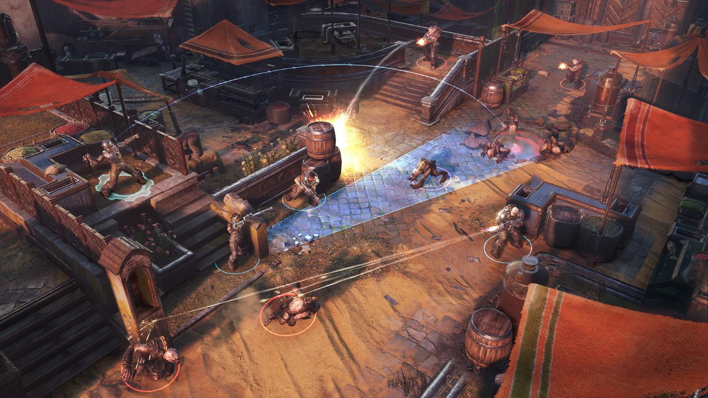 Đánh giá game Gears Tactics