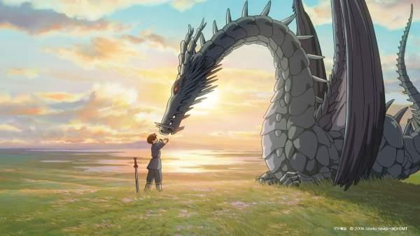 gedo1 1 600x338 - Top 24 ảnh nền ảo Studio Ghibli dành cho Zoom