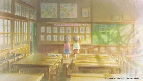 ghiblies1 1 600x338 - Top 24 ảnh nền ảo Studio Ghibli dành cho Zoom