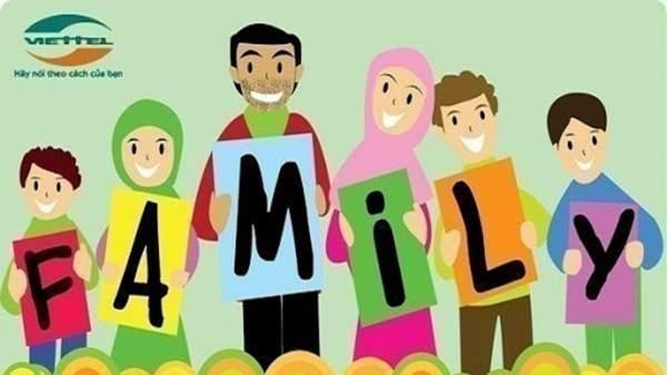 Gói cước Viettel Family là gì? 2