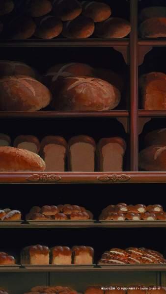 majyo1 338x600 - Top 24 ảnh nền ảo Studio Ghibli dành cho Zoom