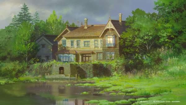 marnie1 600x338 - Top 24 ảnh nền ảo Studio Ghibli dành cho Zoom