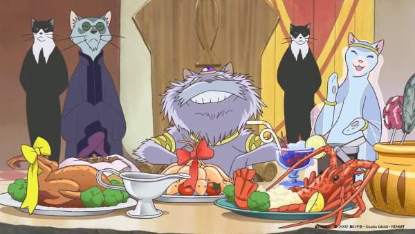 neko1 600x338 - Top 24 ảnh nền ảo Studio Ghibli dành cho Zoom