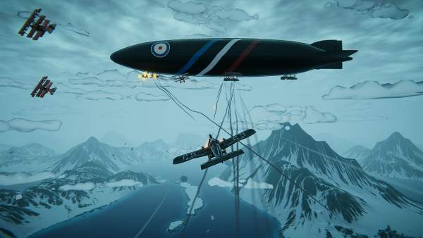 Đánh giá game Red Wings: Aces of the Sky