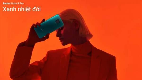 Xiaomi ra mắt bộ đôi Redmi Note 9 và Redmi Note 9 Pro 1