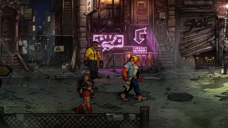 Đánh giá Streets of Rage 4