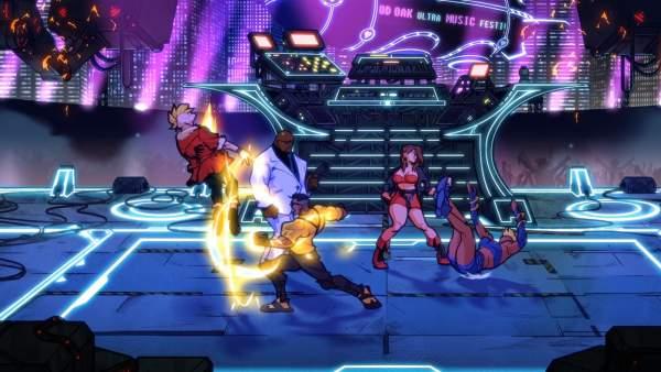 streets of rage 4 xb1 screenshot 1 600x338 - Đánh giá game Streets of Rage 4