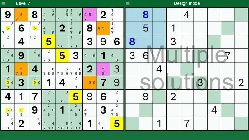 sudoku 3 - Đang miễn phí game nho nhỏ SudokuT dành cho PC