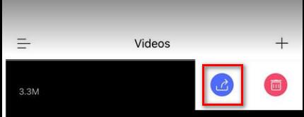 tai video facebook ve iphone 4 - Cách tải video trên Facebook về iPhone không dùng shortcut