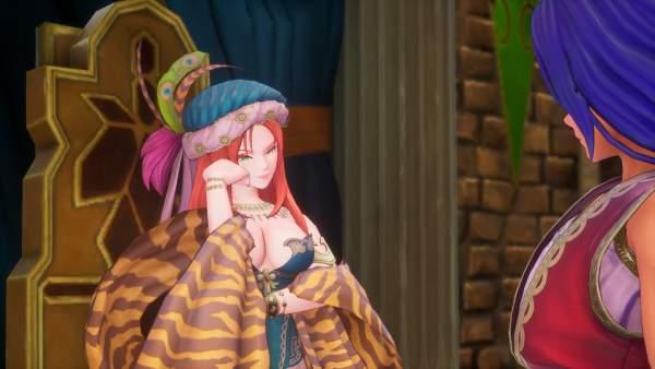 Đánh giá game Trials of Mana