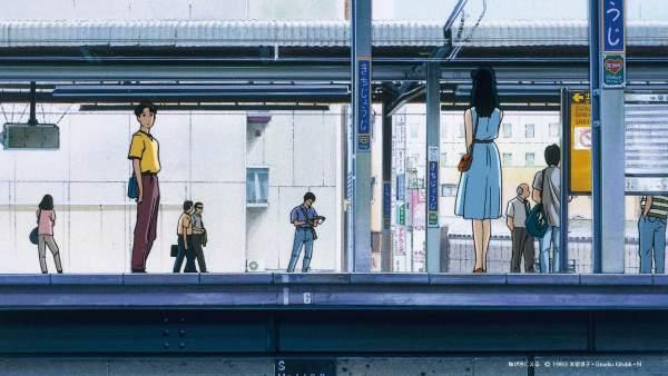 umi1 600x338 - Top 24 ảnh nền ảo Studio Ghibli dành cho Zoom