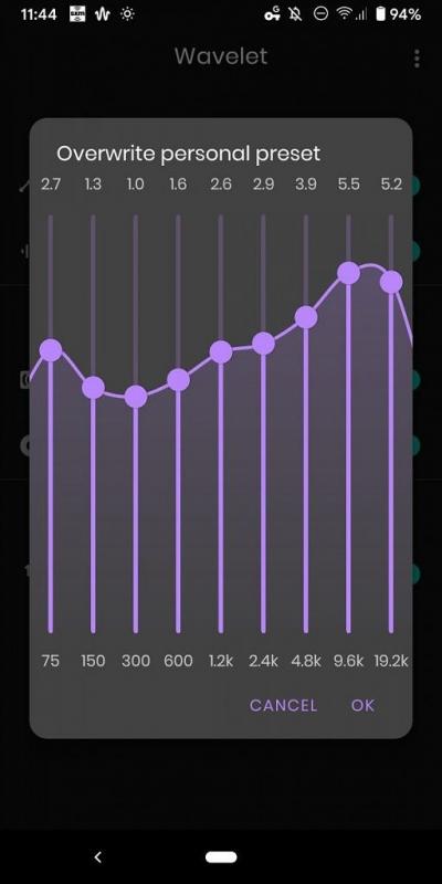 Cách nghe nhạc trên Android cực hay với EQ tự động 3