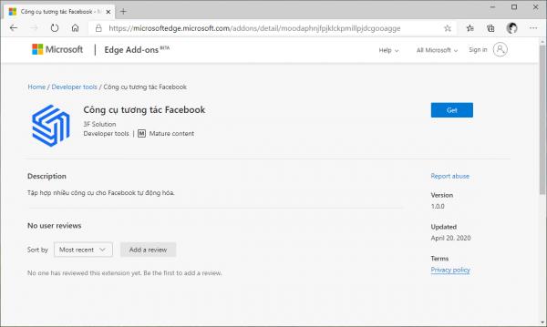 Like bài viết tự động, chống tải ảnh avatar, tải video,… trên Facebook 1